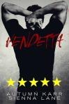 Vendetta by Autumn Karr & Sienna Lane -- 5 stars