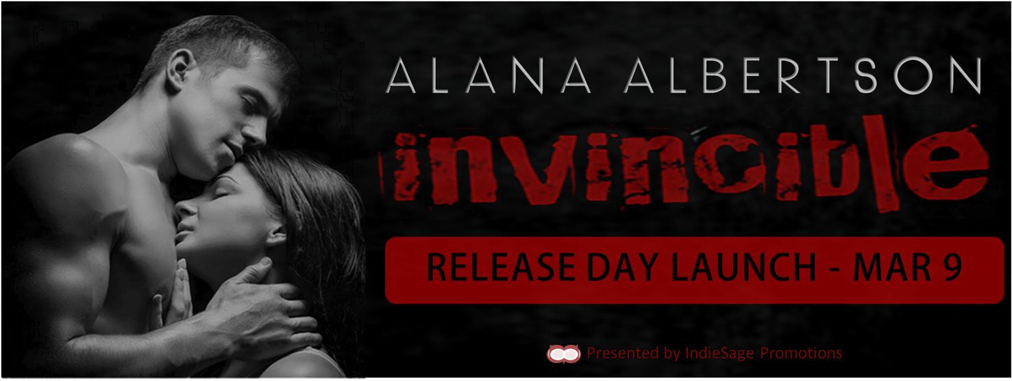 Release Day Blitz: Invincible by Alana Albertson