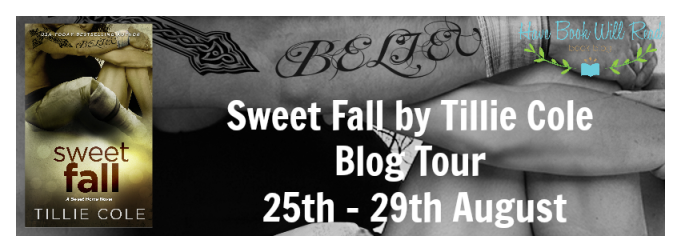 Sweet Fall Tour Banner