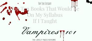 vampires101syllabus
